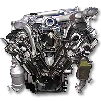 Search And Find Mercedes Benz Engine Spares And Replacement Parts