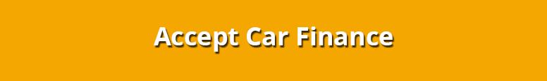 Accept Car Finance Warrington Cheshire Logo