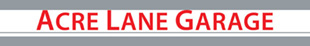 Acre Lane Garage Logo