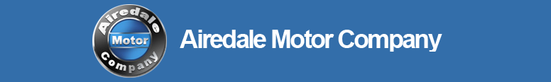 Airedale Motor Company Logo