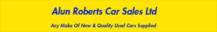 Alun Roberts Car Sales Ltd logo