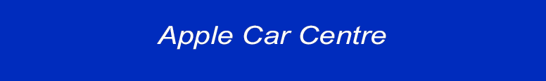 Apple Car Centre Logo