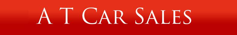 A T Car Sales Logo