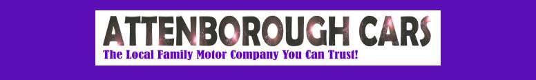 Attenborough Cars Logo