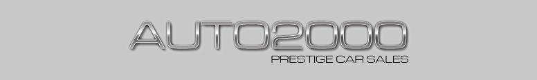 Auto 2000 Prestige Cars