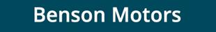 Benson Motors Logo