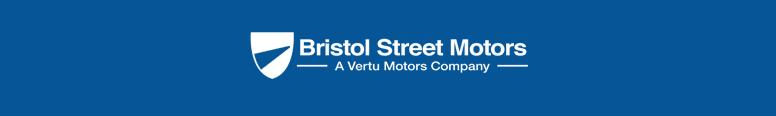 Bristol Street Motors Ford Cheltenham Logo