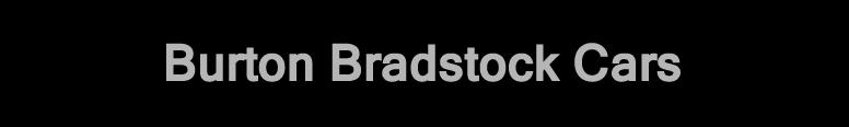 Burton Bradstock Cars Logo