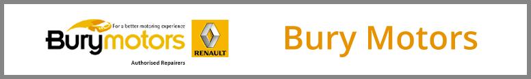 Bury Motor Park Logo