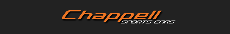 Chappell Sports Cars Logo