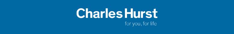 Charles Hurst Land Rover Belfast Logo
