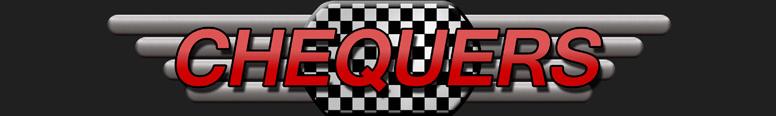 Chequerscars.com Logo