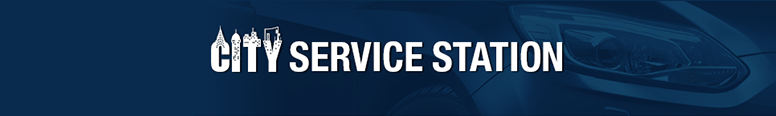 City Service Station Logo
