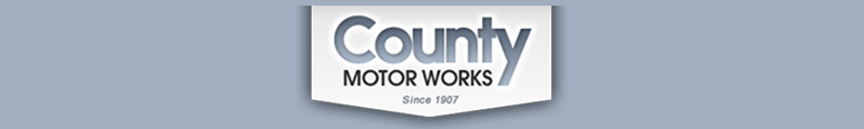 County Motor Works Logo