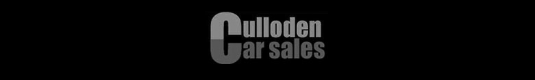 Culloden Car Sales Logo