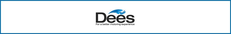 Dees Ford Wimbledon Logo