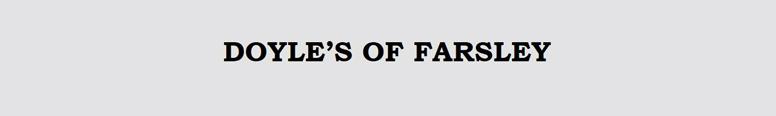 Doyles of Farsley Logo