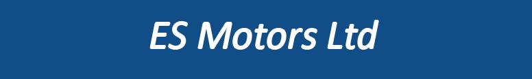E S Motors Logo