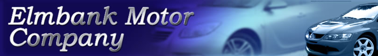 Elmbank Motor Company Logo
