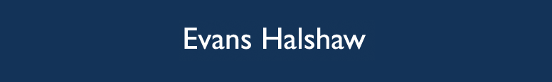 Evans Halshaw Ford Blackpool Logo