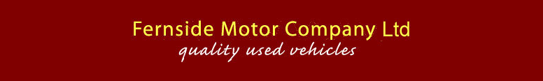 Fernside Motor Company Logo