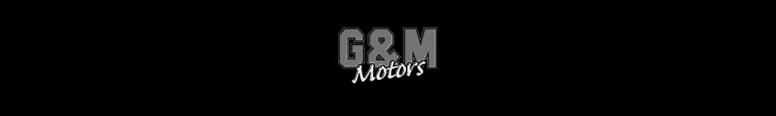 G & M Motors Logo