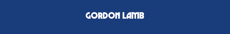 Gordon Lamb Land Rover Logo