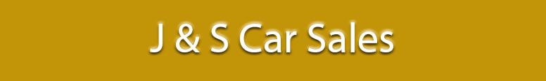 J & S Car Sales Logo