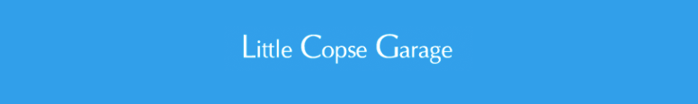 Little Copse Garage Logo