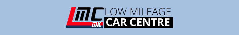 Low Mileage Car Centre Logo