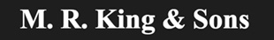 M.R.King & Sons Woodbridge logo