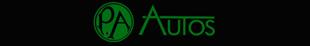 P A Autos logo