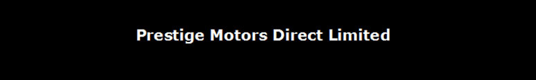 Prestige Motors Direct Ltd Logo