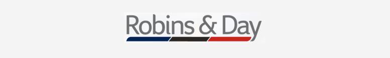 Robins & Day Peugeot Sale Logo