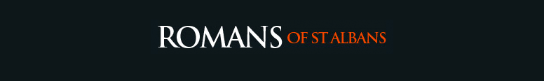 Romans of St Albans Logo