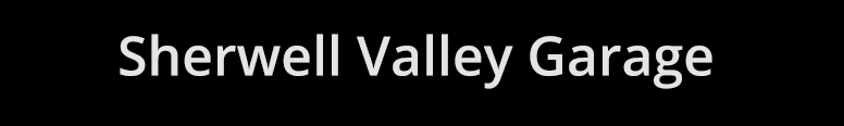 Sherwell Valley Garage Logo