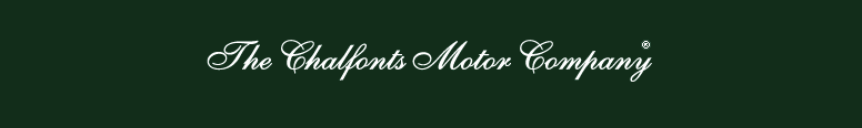 The Chalfonts Motor Company Est.1963. Logo