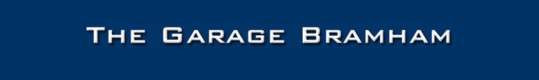 The Garage Bramham Logo