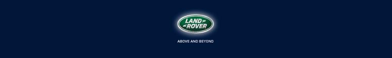 Tim Fry Land Rovers ltd Logo