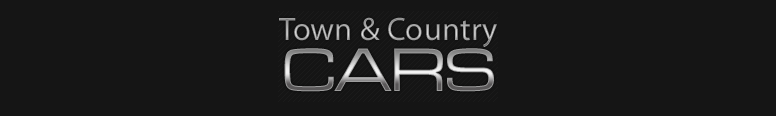 Town and Country Cars Logo