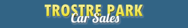 Trostre Parc Car Sales Logo