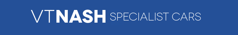 V. T. Nash Specialist Car Sales Logo