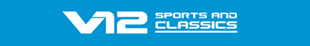 V12 Sports and Classics logo