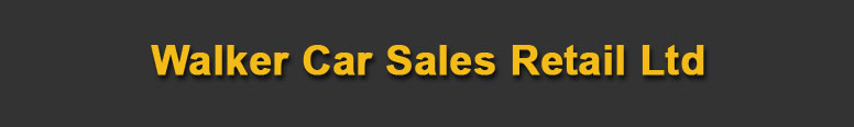 Walker Car Sales Retail Ltd Logo