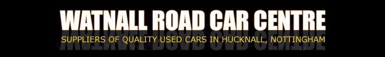 Watnall Road Car Centre Logo
