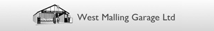 West Malling Garage logo