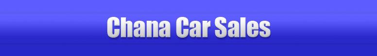 Chana Car Centre Logo