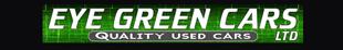 Eye Green Cars logo