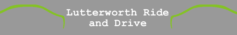 Lutterworth Ride & Drive Logo