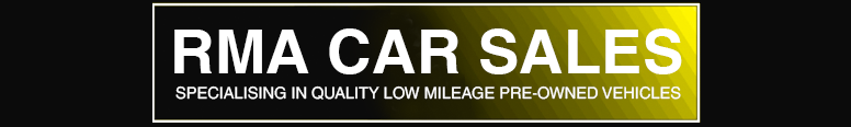 R M A Car Sales Logo